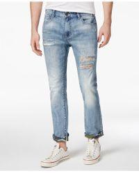 American Rag - Men's Mist Wash Cotton Jeans - Lyst