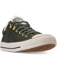 f7cb1018c8418a Converse - Chuck Taylor Madison Casual Sneakers From Finish Line - Lyst