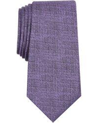 Alfani - Solid Slim Tie, Created For Macy's - Lyst