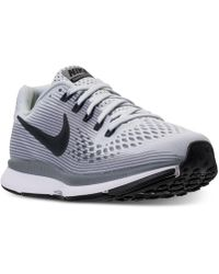 Nike - Women s Air Zoom Pegasus 34 Running Sneakers From Finish Line - Lyst eb15b7850
