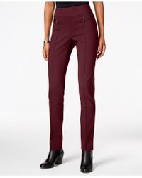 Style & Co. - Petite Pull-on Skinny Pants, Created For Macy's - Lyst