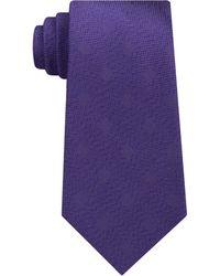 Michael Kors - Men's Textured Square Silk Tie - Lyst