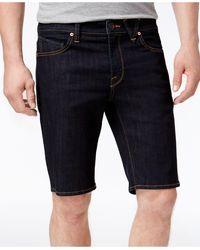 Volcom - Men's Solver Classic-fit Stretch Denim Shorts - Lyst