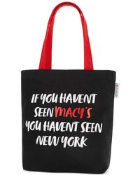 Macy's | Canvas Tote | Lyst