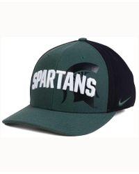 Nike - Michigan State Spartans Classic 99 Swoosh Flex Cap - Lyst