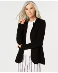 Charter Club - Pure Cashmere Blazer In Regular & Petite Sizes, Created For Macy's - Lyst