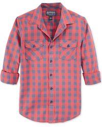 American Rag - Banarama Checked Shirt - Lyst