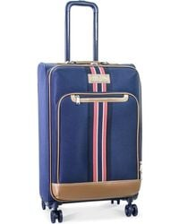 """Tommy Hilfiger - Freeport 25"""" Expandable Spinner Suitcase, Only At Macy's - Lyst"""