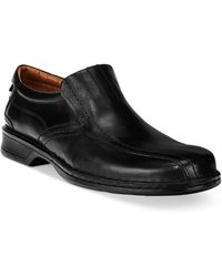 Clarks - Men's Escalade Step Loafers - Lyst