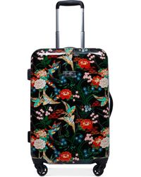 "Jessica Simpson - Sweet Birds 20"" Carry-on Spinner Suitcase - Lyst"