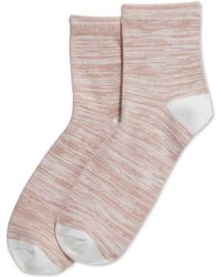 Hue Super-soft Cropped Socks