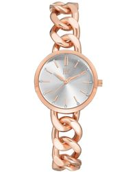 INC International Concepts - Chain Bracelet Watch 30mm, Created For Macy's - Lyst