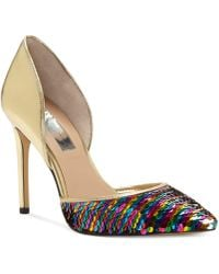 INC International Concepts - Koree D'orsay Pointed Toe Pumps, Created For Macy's - Lyst