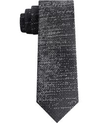 DKNY - Photo Realistic Degrade Print Slim Silk Tie - Lyst