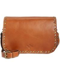 Patricia Nash - Vitellia Flap Studded Crossbody - Lyst
