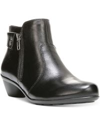 Naturalizer - Haley Booties - Lyst
