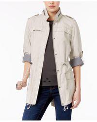 Levi's - Roll-tab-sleeve Utility Jacket - Lyst