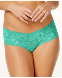 Cosabella - Never Say Never Hottie Cheeky Hot Pants Never07zl - Lyst
