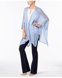 INC International Concepts - I.n.c. Knit Poncho, Created For Macy's - Lyst