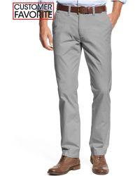 Tommy Hilfiger - Big & Tall Men's Chino Pants - Lyst