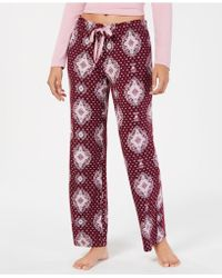 INC International Concepts - I.n.c. Plus Size Printed Pajama Pants, Created For Macy's - Lyst