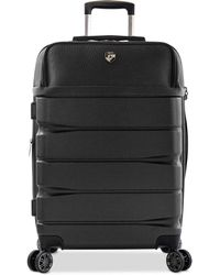 """Heys - Charge-a-weigh 30"""" Hybrid Spinner Suitcase - Lyst"""