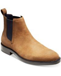Cole Haan - Kennedy Grand Waterproof Chelsea Boots - Lyst