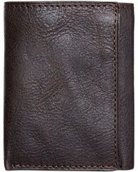 Patricia Nash - Men's Tuscan Leather Trifold - Lyst