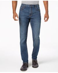American Rag - Devon Straight-fit Stretch Jeans, Created For Macy's - Lyst