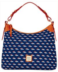 Dooney & Bourke - Denver Broncos Hobo Bag - Lyst