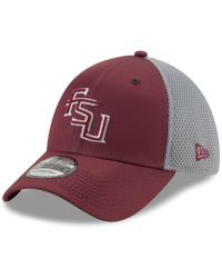 reputable site e7773 50ef2 KTZ Florida State Seminoles Tip Bucket Hat in Purple for Men - Lyst