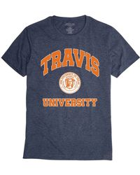ELEVEN PARIS - Travis University T-shirt - Lyst