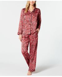 Sesoire - Charmeuse Pajama Set - Lyst