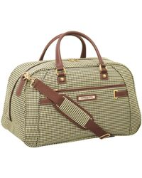 "London Fog - Oxford Ii 21"" Softside Weekend Duffel - Lyst"