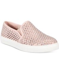 Material Girl - Eidyth Slip-on Embellished Sneakers - Lyst
