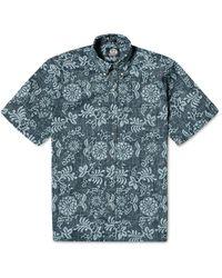 Reyn Spooner - Printed Shirt - Lyst