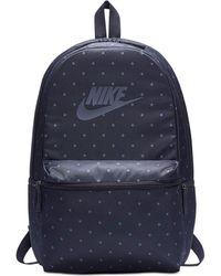 Nike - Sportswear Heritage Printed Backpack - Lyst