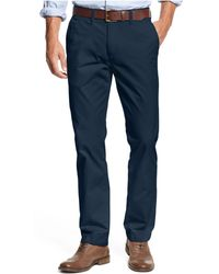 Tommy Hilfiger - Straight-fit Chinos - Lyst