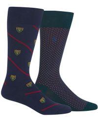 Polo Ralph Lauren | Men's 2-pack Trouser Socks | Lyst