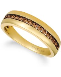 Le Vian - His By Chocolate Diamonds® (1/2 Ct. T.w.) Band In 14k Gold - Lyst