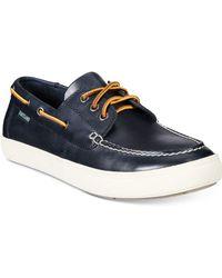 Eastland - Men's Captain 3-eye Oxford Boat Shoes - Lyst