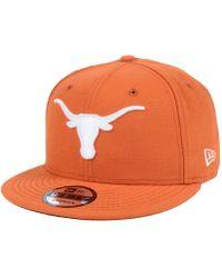 12133a9fa1a18 47 Brand Texas Longhorns Ncaa Blue Mountain Franchise Cap in Orange ...