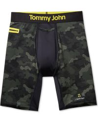 Tommy John - Kevin Hart Sport Printed Boxer Briefs - Lyst