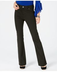 INC International Concepts - I.n.c. Petite Ponte Bootcut Pants, Created For Macy's - Lyst