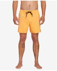Volcom - Lido Volley 16 Shorts - Lyst