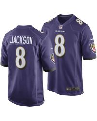 80ecb523c Lyst - Nike C.j. Mosley Baltimore Ravens Legend Color Rush Jersey in ...