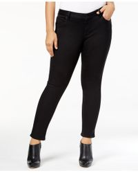 36f98e8c2eaa5 Lucky Brand - Trendy Plus Size Ginger Skinny Jeans - Lyst