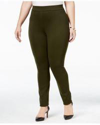 Style & Co. - Plus Size Seamed Leggings - Lyst