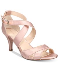 Charter Club - Pollyan Strappy Dress Sandals, Created For Macy's - Lyst