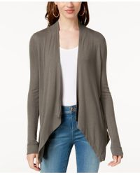 INC International Concepts - I.n.c. Petite Open-front Cardigan, Created For Macy's - Lyst